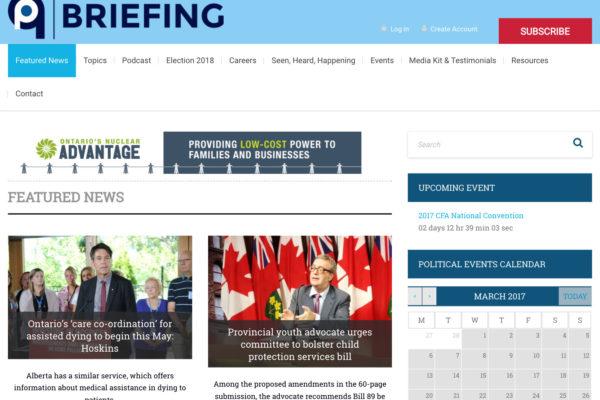 Membership Website Toronto