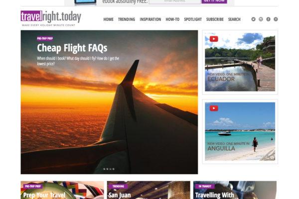 Wordpress website GTA