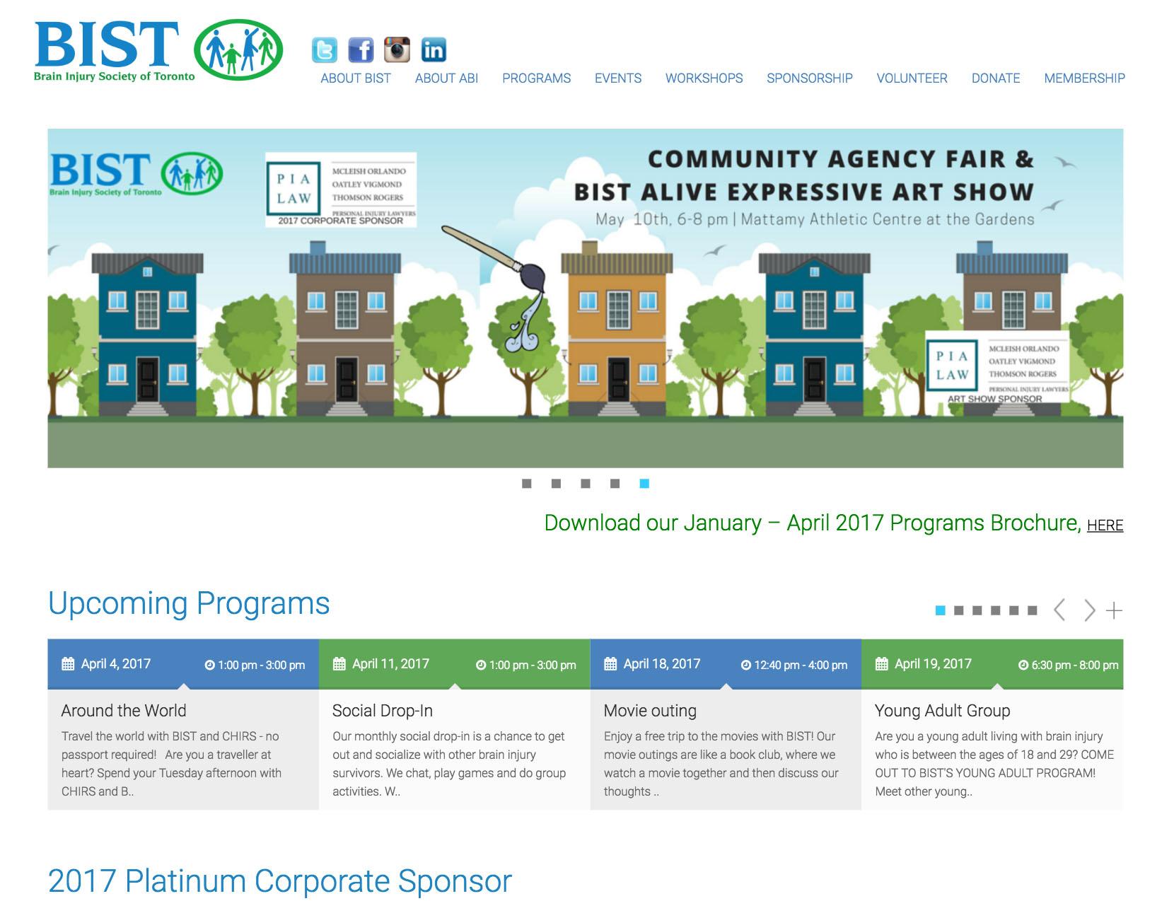 Custom Website Toronto